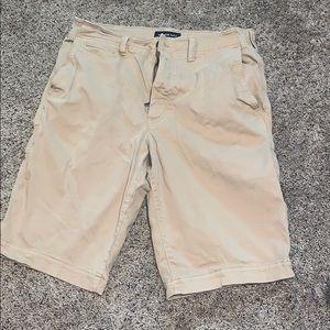 American Eagle Dress Shorts.